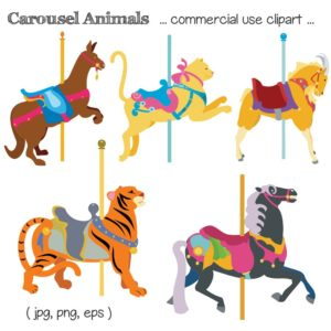 carousel-clips